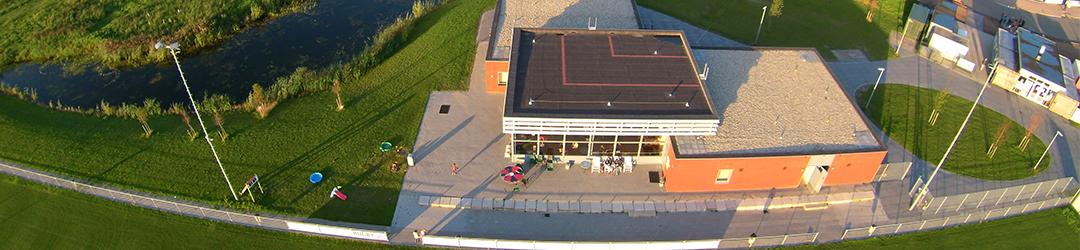 RC Bulldogs Almere clubhuis